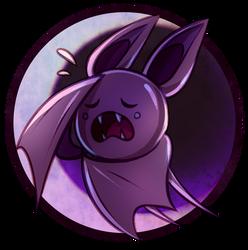 [PKMN-A] .: Moon Pearl Bat :. (Gift)
