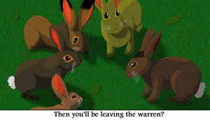 Watership Down Chapter 3