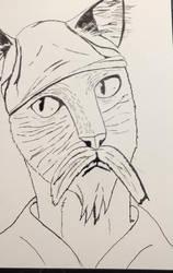Misty Sketch