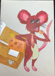 Gutsy Mouse