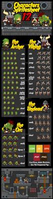 RPG Game Sprites