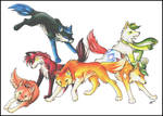 Deviant Wolves