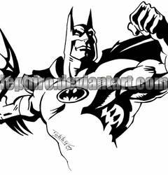 Batman2 by Lephiro