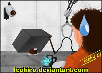 Portal Trap by Lephiro