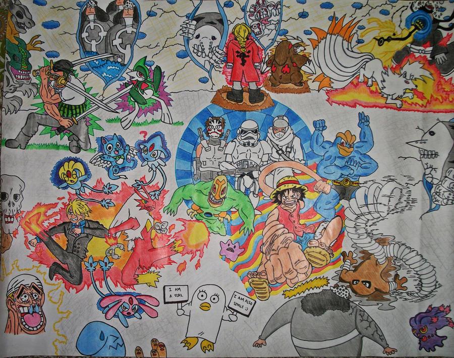 War of the Worlds! ~~~ by Banglar-Danob