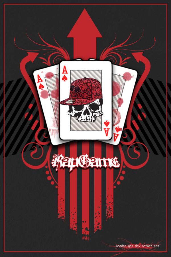 Rap Game by apadesigns