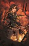 Fanart - Katniss