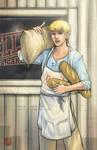 Fanart - Boy with the Bread