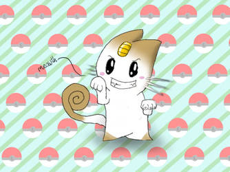 Meowth Onion - Contest Entry by Sophalone
