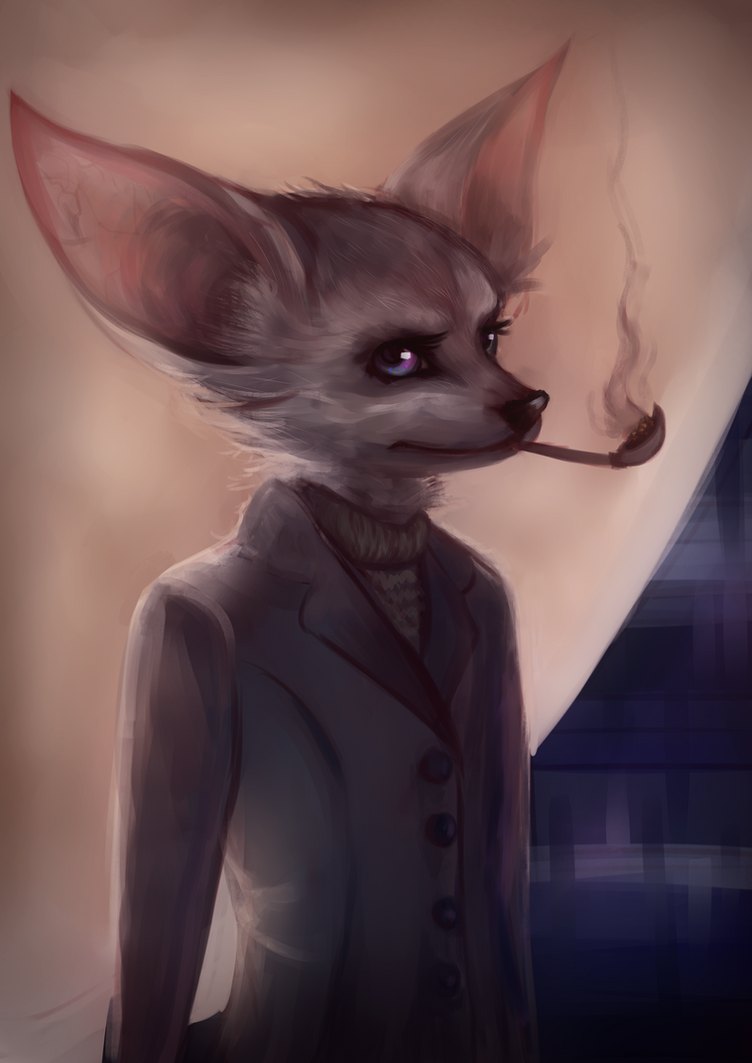 Foxish by Sophalone