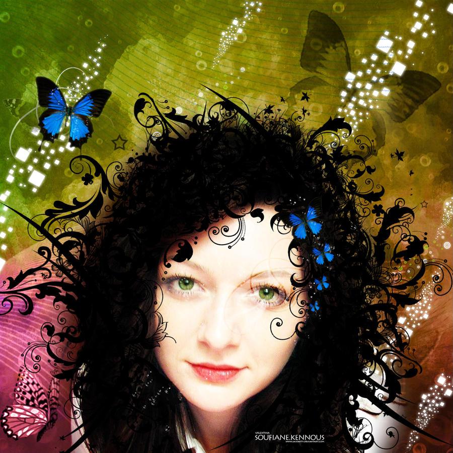 Valentina by savianty