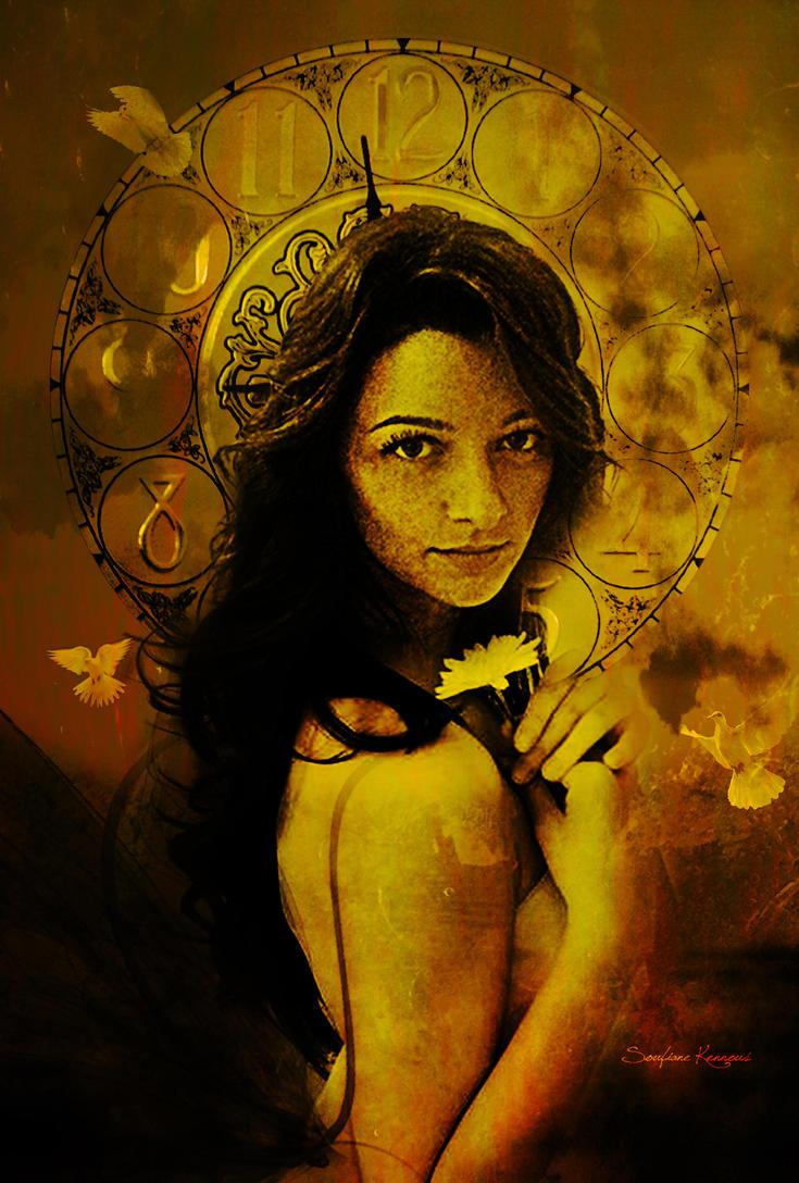 My Mona Lisa by savianty