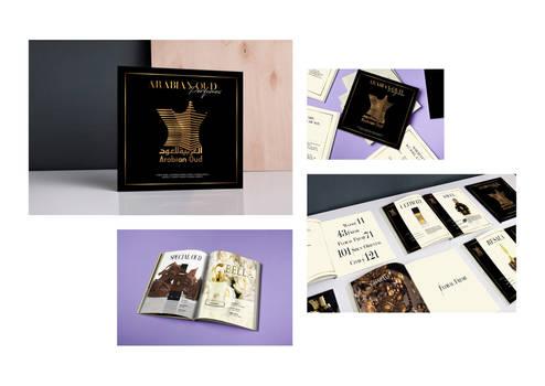 Catalogue Arabian Oud