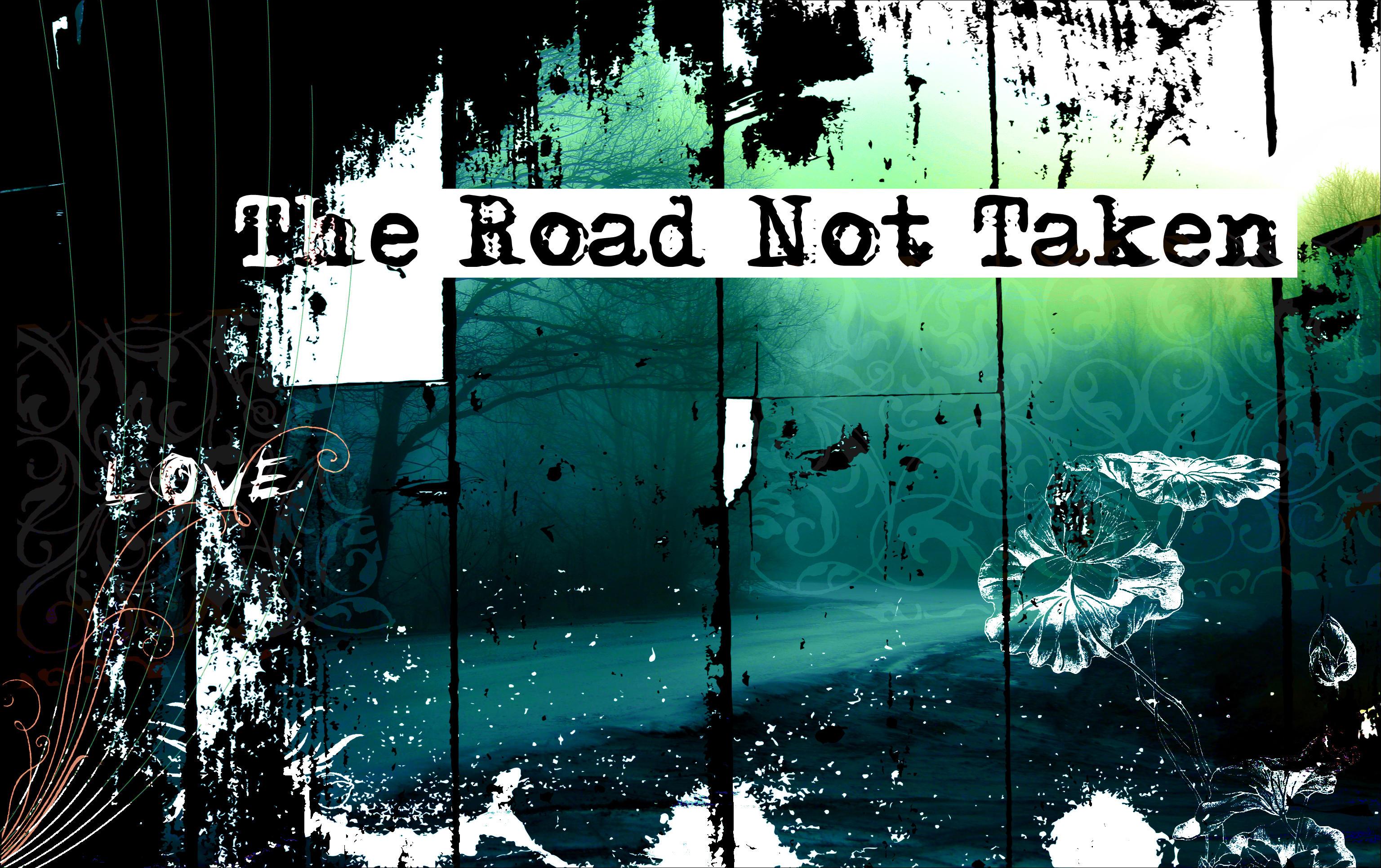 The Road Not Taken I by savianty on DeviantArt