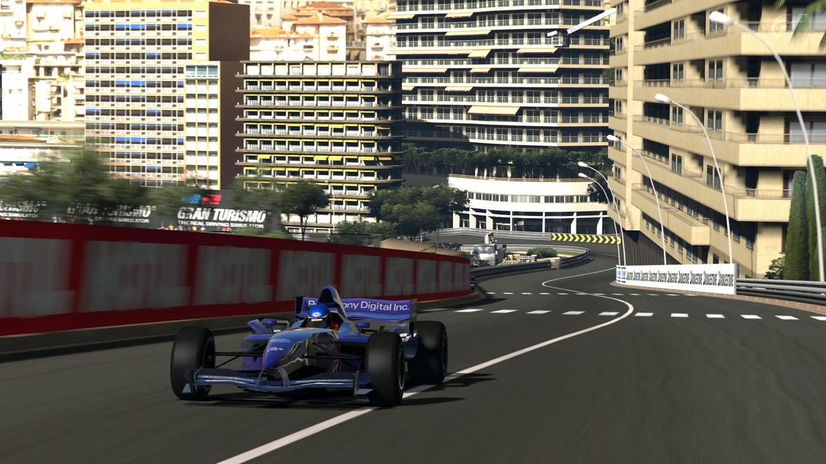 Formula Gran Turismo by Craigieboy007