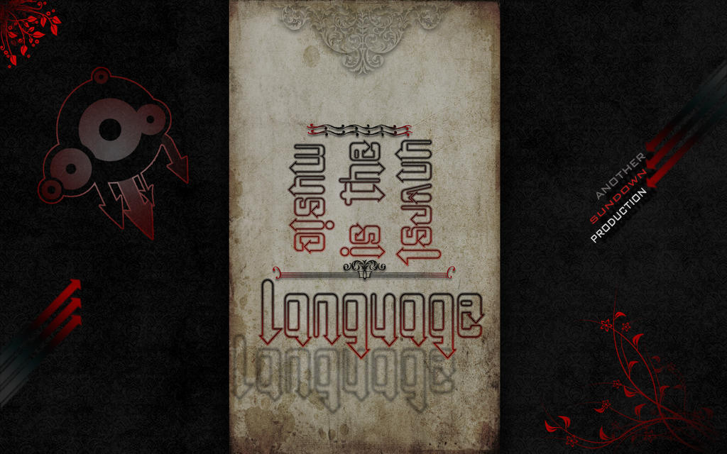 Music Universal Language by Sundown89 on DeviantArt
