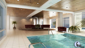 House With An Indoor Pool 1