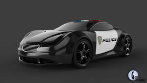 The Chase: Cop Concept 5