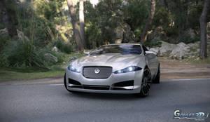 Jaguar C-XF Wilderness