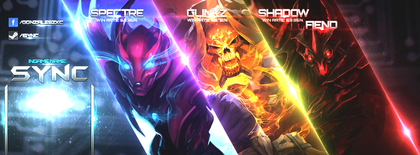 Dota  Facebook Cover Photo By Isyncx