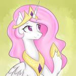 Princess Celestia ( Pink Mane Color )