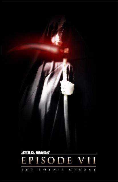 Star Wars - Tota Wars by NothingnessLives