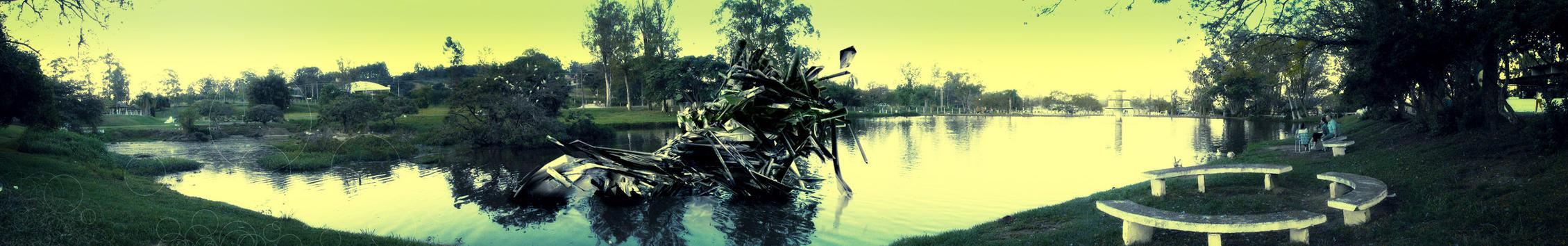 Lake by NothingnessLives