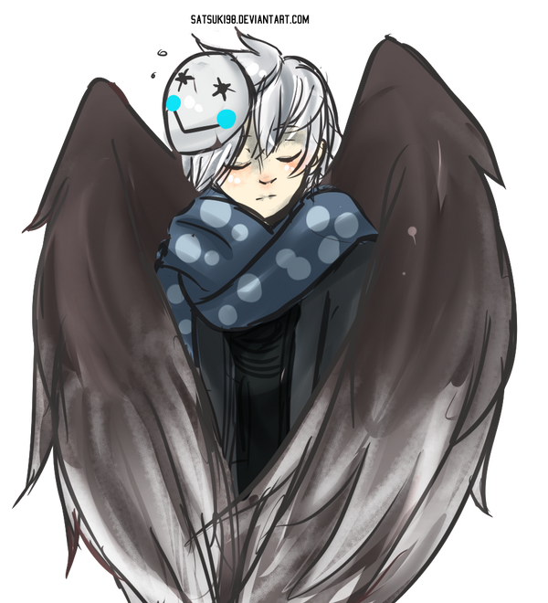 Dark Falling Angel by Satsuki98