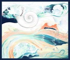 Whitami Journey - Coral Dream