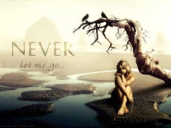 N E V E R  let  me  go