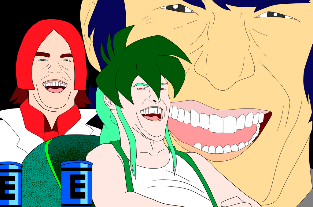 Laughing Tom Cruise Meme With Some Human Forms By Carol Aredesu On