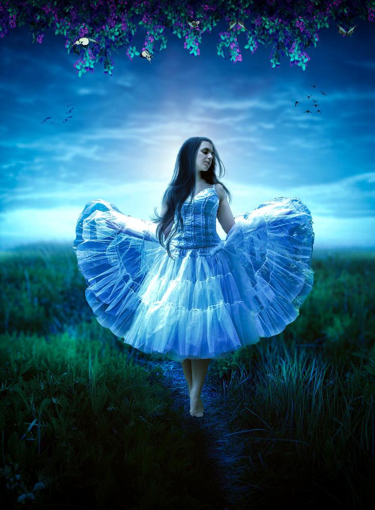 Fantasy Girl Photo by Roshan3312