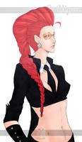 Crimson Viper by PotemkinBuster
