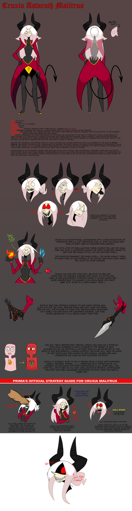 HL OCT Ref  - Cruxia by Cruxia
