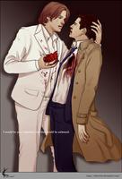 SPN FanArt: My Valentine by Shin-ichi