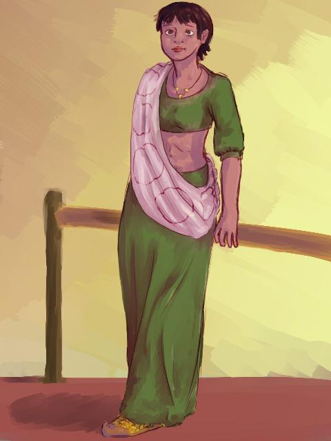 Kalyani Chaudhri Kala_by_thewickedkid-d63e1yc