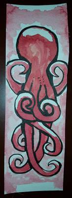 Watercolor Ink Octo 1