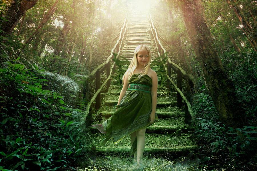 Fairy Rowan by NightPhoenixArt