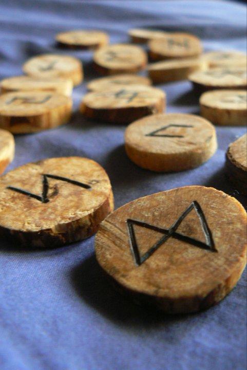 Runes! by NightPhoenixArt
