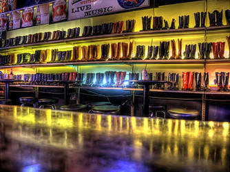 HDR Boot Wall