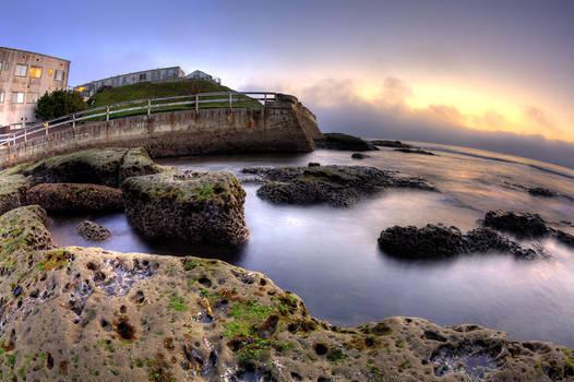 Ocean Beach HDR
