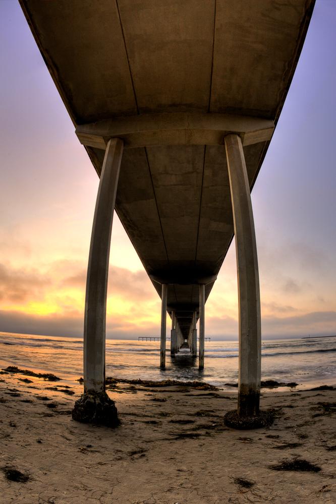Ocean Beach Pier Length
