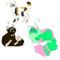 Unsold Adoptables 2 [2/3 Open]