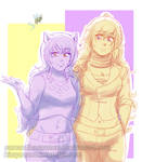 Casual Bees