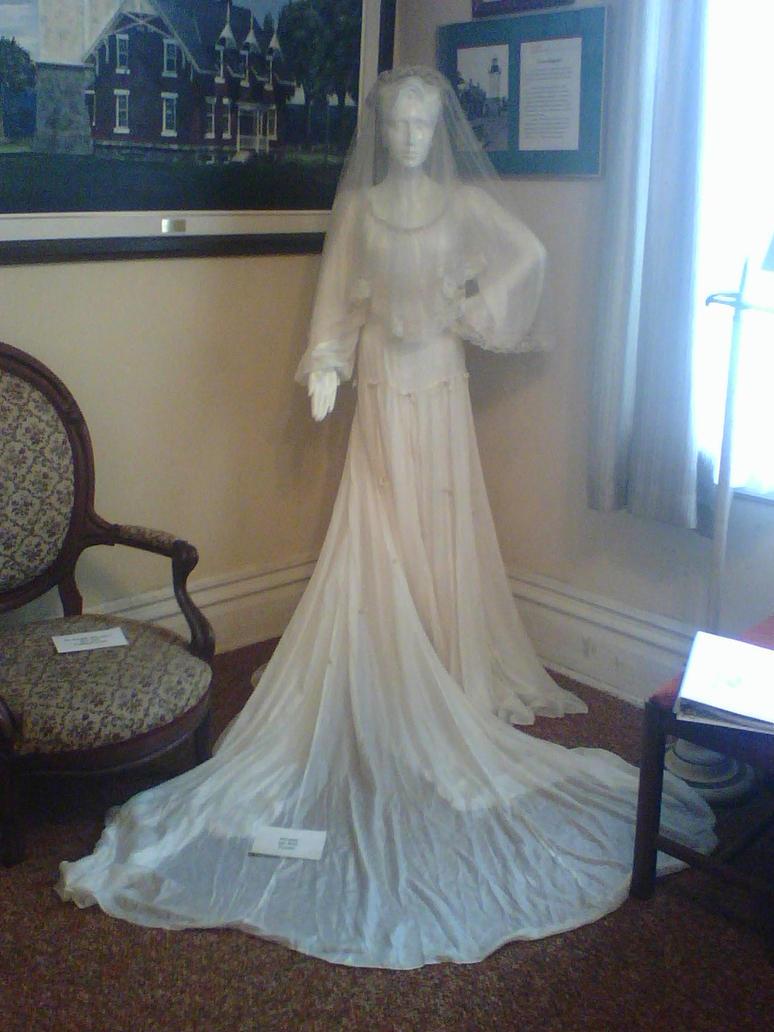 Parachute Wedding Dress by blackmariah27 on DeviantArt