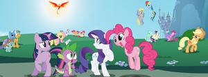 My Little Ponies: Friendship is Magic