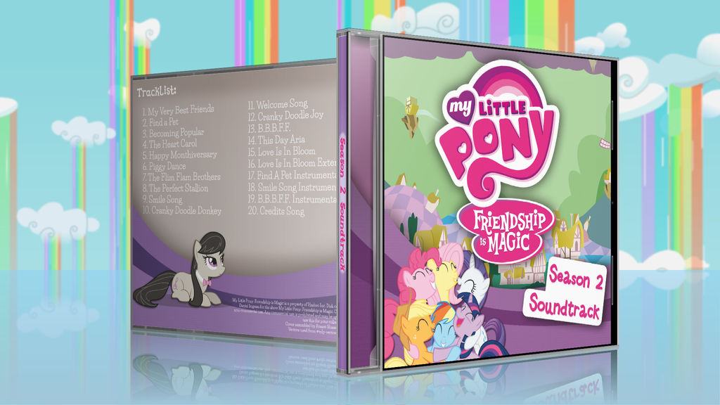 MLP: FiM Season 2 Soundtrack