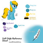 Soft Style Reference Sheet