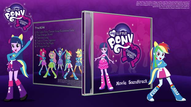 My Little Pony: Equestria Girls Soundtrack