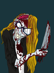 Per Yngve Ohlin aka Dead by GothicDarkShine